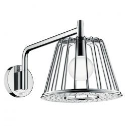 Axor LampShower 1jet avec bras de douche designed by Nendo
