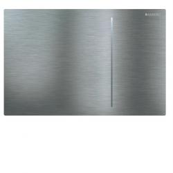 Geberit 115620FW1 Sigma 70 Plaque de recouvrement pour rinçage à 2 boutons Acier Inoxydable Brossé (115.620.FW.1)