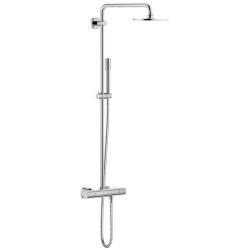 Rainshower® System 210 Colonne de douche avec mitigeur thermostatique (27032001)