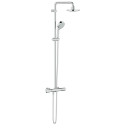 Tempesta Cosmopolitan 160 Colonne de douche avec mitigeur thermostatique (27922000)