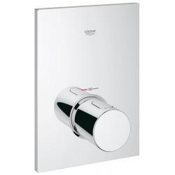 Grohtherm F Set de finition thermostatique centrale (27619000)