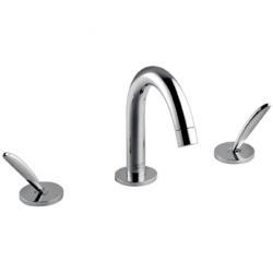 STARCK CLASSIC - Mélangeur lavabo 3 trous (10133000)