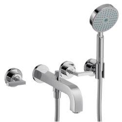 Axor Citterio Set de finition pour mélangeur bain/douche 3 trous encastré (39448000)