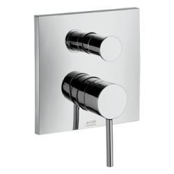 STARCK X Set de finition pour mitigeur bain/douche encastré (10445000)