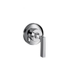 """Citterio - Set de finition pour robinet d'arrêt 1/2"""" et 3/4"""" poignée manette (39960000)"""