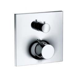 MASSAUD - Set de finition pour mitigeur thermostatique encastré avec robinet d'arrêt (1874500)
