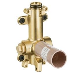 """ShowerCollection Corps d'encastrement pour robinet d'arrêt 1/2"""" (10971180)"""