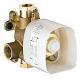 """Axor ShowerCollection Corps d'encastrement thermostatique encatsré 3/4"""" 12x12 (10754180)"""