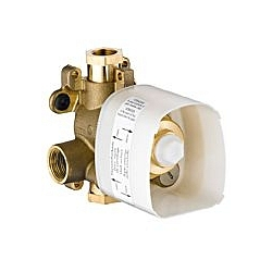 "Axor ShowerCollection Corps d'encastrement thermostatique encatsré 3/4"" 12x12 (10754180)"