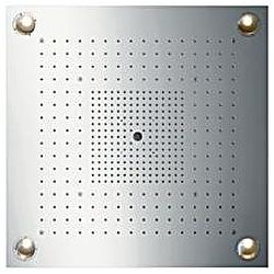 ShowerHeaven 720x720mm DN20 avec éclairage