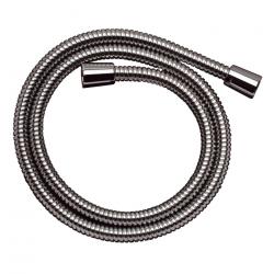"Axor Montreux Flexible métallique 1/2"" 2.00m brushed nickel"