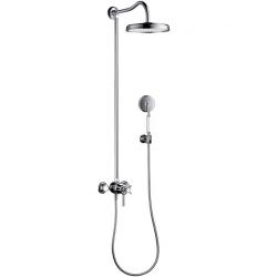Axor Montreux Showerpipe thermostatique EcoSmart