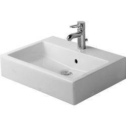 Vero Lavabo Med, 600mm x 465mm, blanc