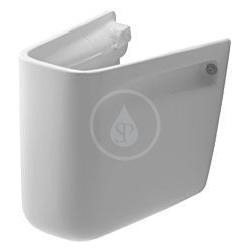 D-Code Cache-siphon pour lavabo blanc