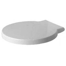 Starck 1 Abattant amovible, blanc (0065880099)