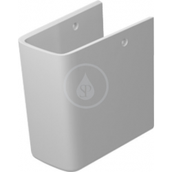 P3 Comforts Cache-siphon, 165 mm x 230 mm, blanc