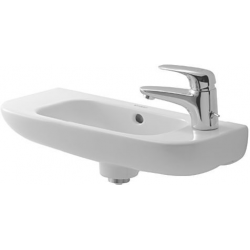 Lavabo DURAVIT D-Code 50x22 cm, blanc (07065000082)