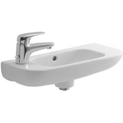 Lavabo DURAVIT D-Code 50x22 cm, blanc - (07065000092)