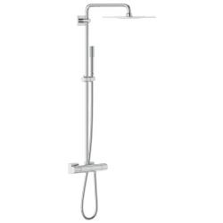 Rainshower® F-Series System 254 Colonne de douche avec mitigeur thermostatique (27469000)