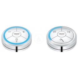 F-digital Unité de contrôle digitale et inverseur digital pour douche