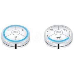 DIGITAL Unité de contrôle digitale et inverseur Digital Bain/Douche (36289000)