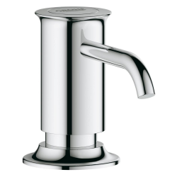 Distributeur de savon Authentic GROHE chromé (40537000)