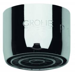 Mousseur M22x1, 15,0 l/min, chrom (13928000)