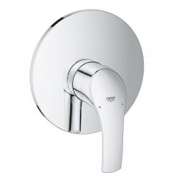 EUROSMART Façade pour mitigeur monocommande douche (19451002)