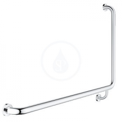 Grohe Essentials - Poignée, en forme de L, chrome
