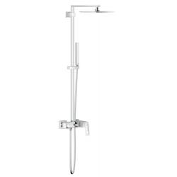 Euphoria Cube XXL System 230 Colonne de douche avec mitigeur monocommande (23147001)