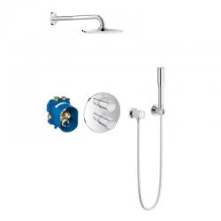 Grohtherm 2000 Set de douche avec Rainshower® Cosmopolitan 210 (34631000)