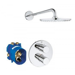 Grohtherm 3000 Cosmopolitan - Ensemble de douche, chrome (26262000)