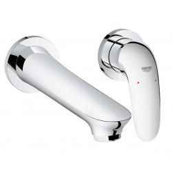 Eurostyle Façade de Mitigeur monocommande 2 trous lavabo Taille M (29097003)