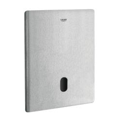 Tectron Skate - toilettes infrarouge électronique, acier inoxydable brossé (37505SD0)