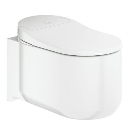Sensia® Arena WC lavant suspendu pour réservoirs de chasse encastrés (39354SH0)