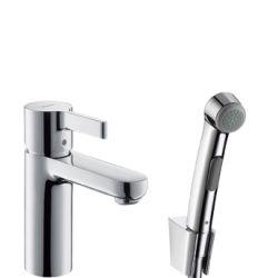 Hansgrohe Metris S set bidet / lavabo 31160000 chrome