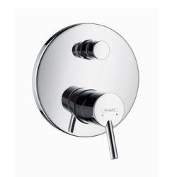 TALIS Set de finition pour mitigeur bain/douche encastré (32475000)