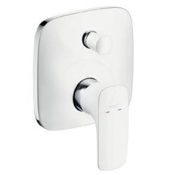 PURAVIDA Set de finition pour mitigeur bain/douche encastré (15445000)