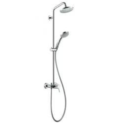 Showerpipe Croma 100 Ø 160 mm, Mitigeur mécanique (27154000)