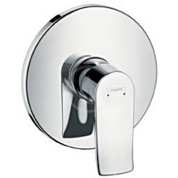 Metris Set de finition pour mitigeur douche encastré (31685000)