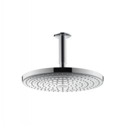 Douche de tête Raindance Select S 300 2jet avec raccord plafond 100 mm (27337000)