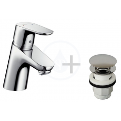 Focus 70 Mitigeur de lavabo (31604000)