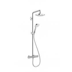 Showerpipe Croma Select E 180 2jet EcoSmart (27257400)