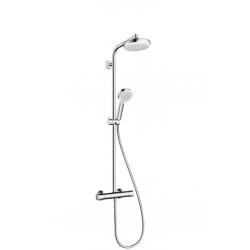 Showerpipe Crometta 160 1jet EcoSmart (27265400)