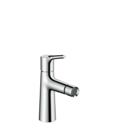 Talis S Single lever bidet mixer with pop-up waste set (72200000)