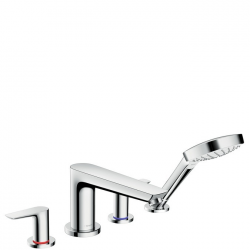 Talis E Set de finition Mélangeur 4 trous pour montage sur bord de baignoire (71748000)