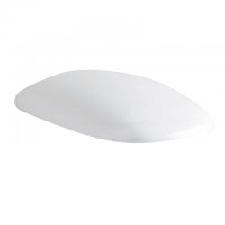 Keramag Citterio lunette de WC avec fermeture amortie Blanc