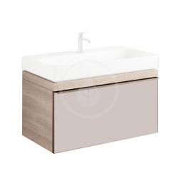 Citterio Sous-meuble pour lavabo 884 x 554 x 504 mm