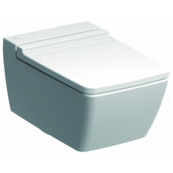 Cuvette de WC à fond creux Keramag Xeno², sans rebord de rinçage, 4,5/6 l, suspendue (207050600)