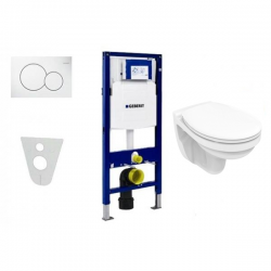 Pack WC Geberit Duofix / Dolomite Quarzo (Ideal Standard) - 111.300.00.5 ND1